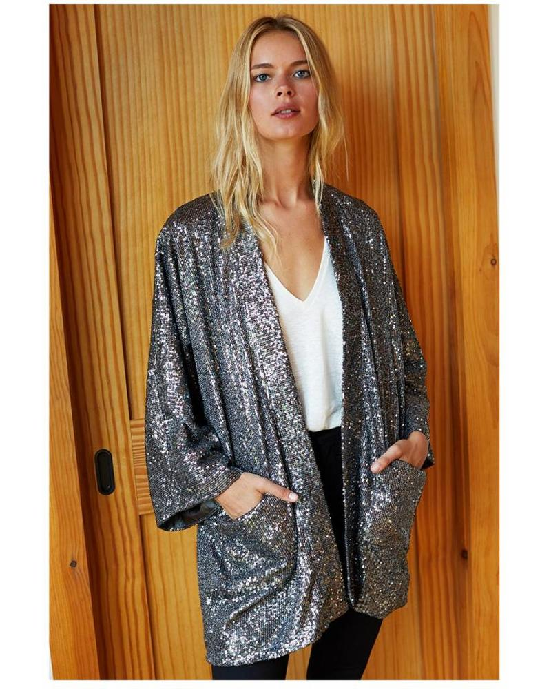 Emerson Fry Sequin Topper