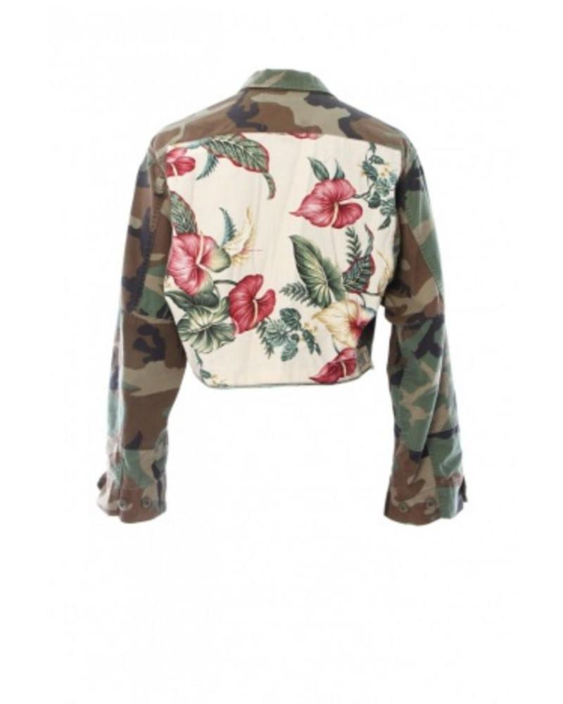 Riley Florist's Camo Jacket