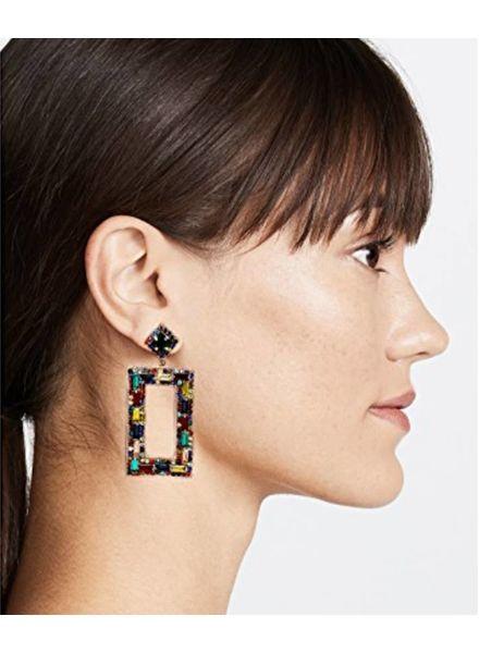 Deepa Gurnani Cienna Earrings