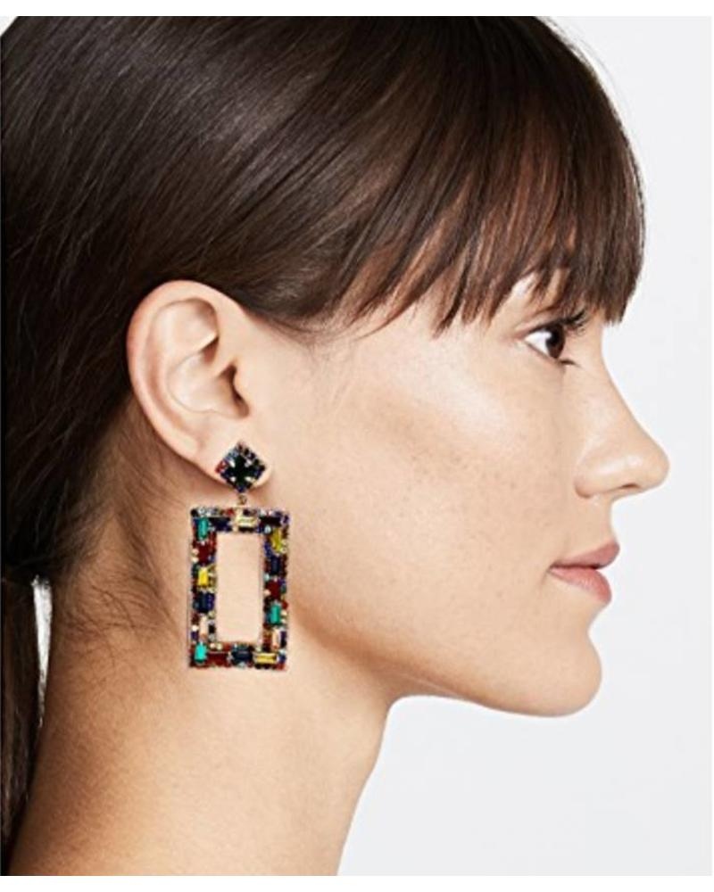 Deepa Gurnani Cienna Earrings