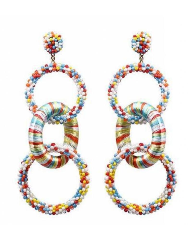 Deepa Gurnani Haidyn Earrings
