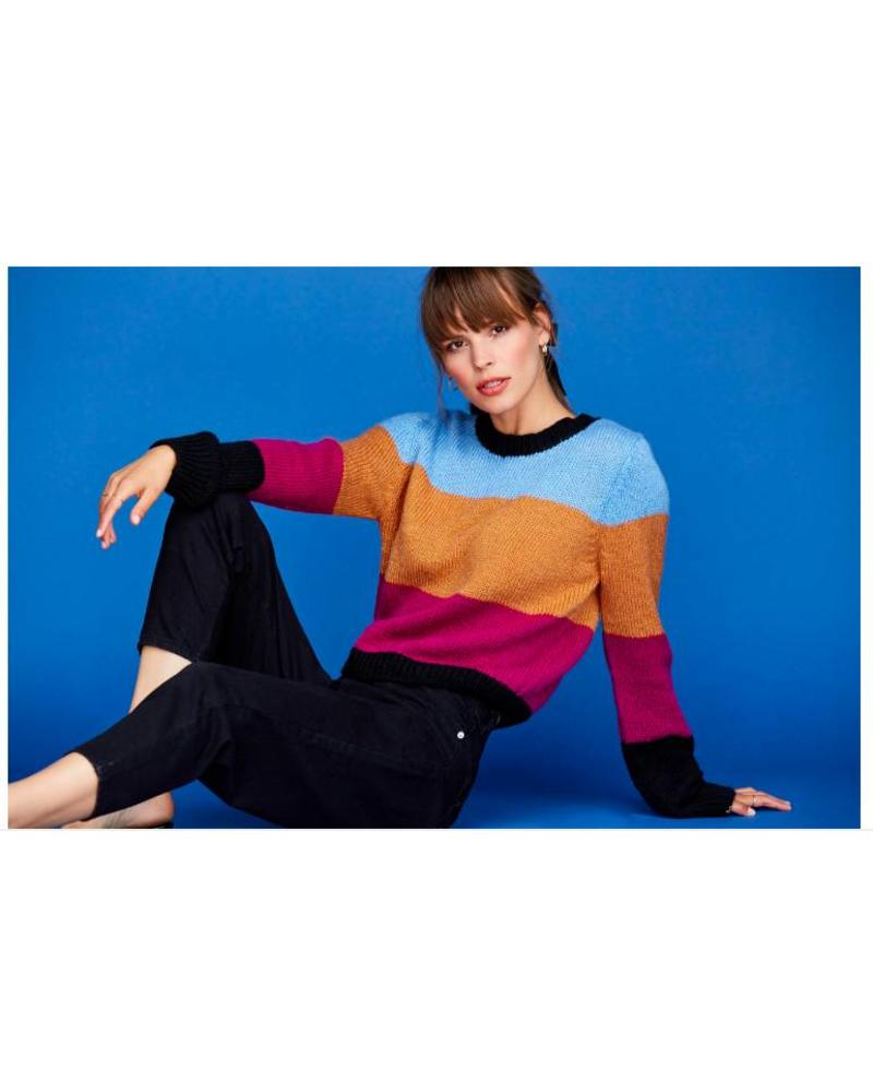 Callahan Vera Stripe Pullover