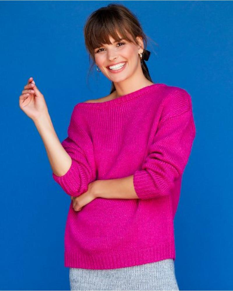 Callahan Linda off the Shoulder Sweater