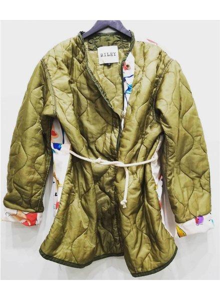 Riley Vintage Liner Jacket