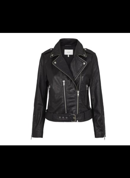 Just Female Taxane Leather Jacket