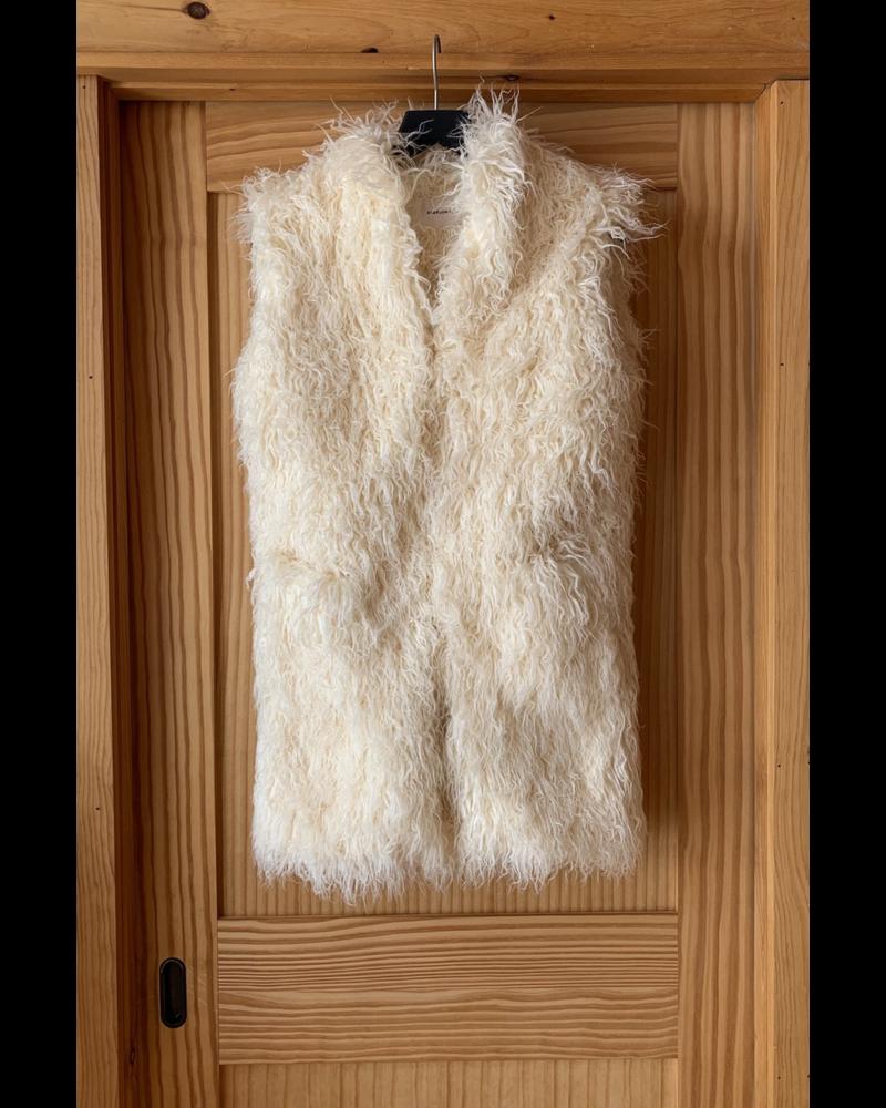 Emerson Fry Vegan Shearling Vest