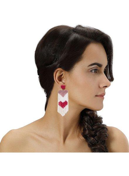 Deepa Gurnani Amaryllis Earring