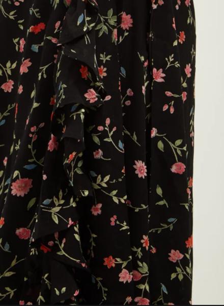 Ganni Elm Floral Dress