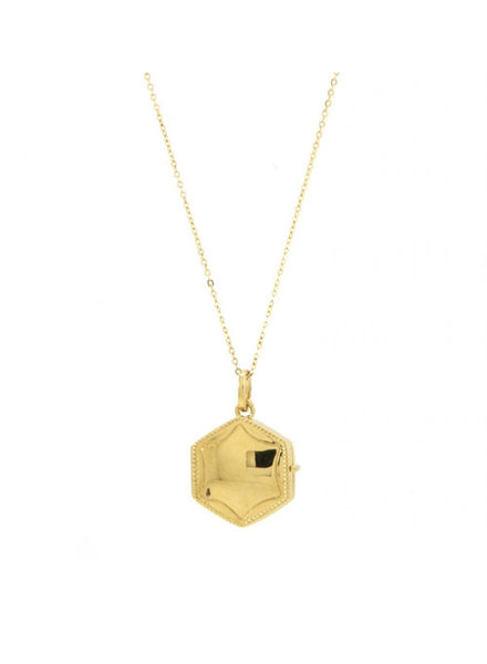 Jurate Brown Louise Necklace