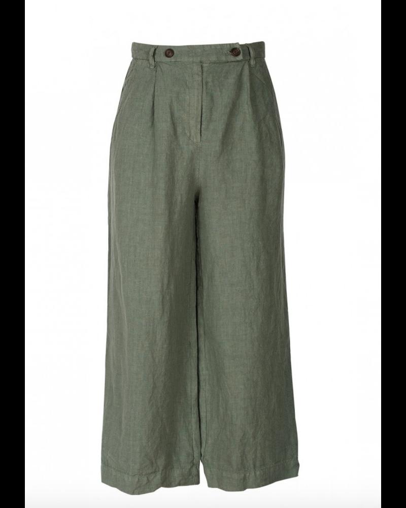 indi & cold Linen Pant