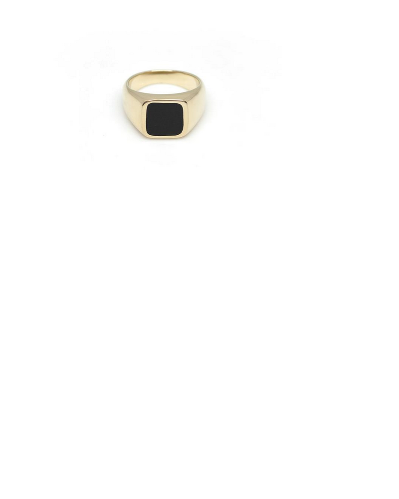 VAYU Jolie Ring with Onyx