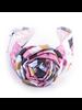 NAMJOSH Printed Silk Headband