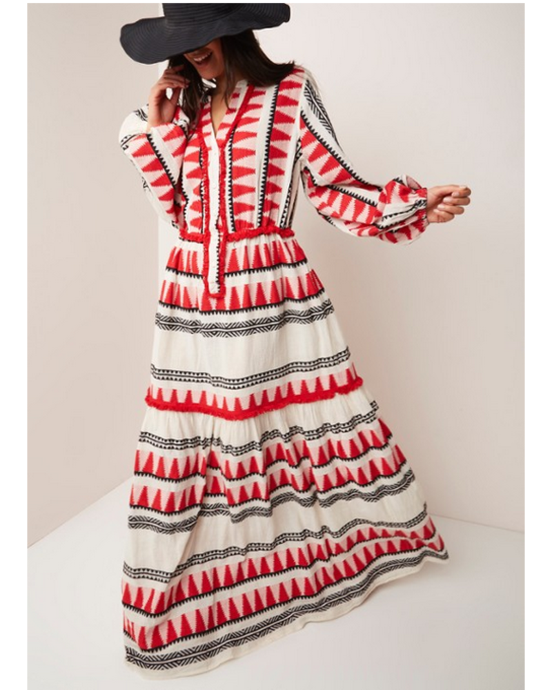 Devotion Zakar Dress