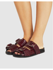 Ganni Leather Sandal