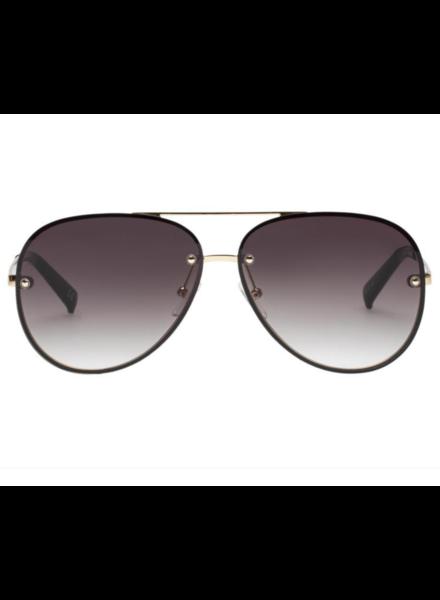 Le Specs Le Specs Hyperspace Gold/Black/Khaki