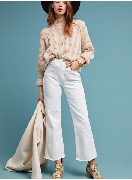 McGuire Bruni Wide Leg Crop