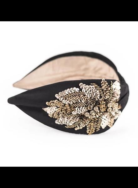 NamJOSH NAMJOSH CLASSIC Beaded/Sequin Headband
