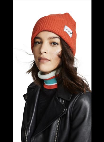 GANNI Knit Hat