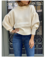 Just Female Sophie High Neck Knit