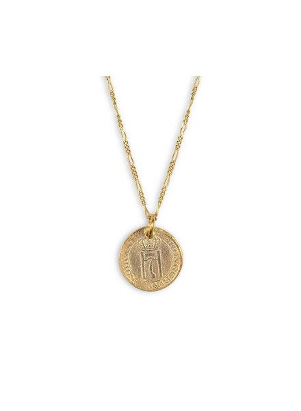 Relic Coin Necklace