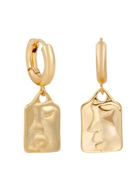 Five and Two Cameron Earring