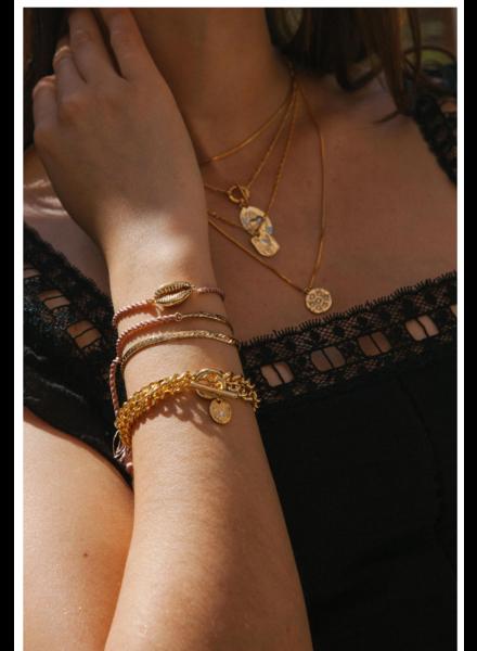 Five and Two Lennon Bracelet