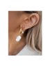 Five and Two River Earring