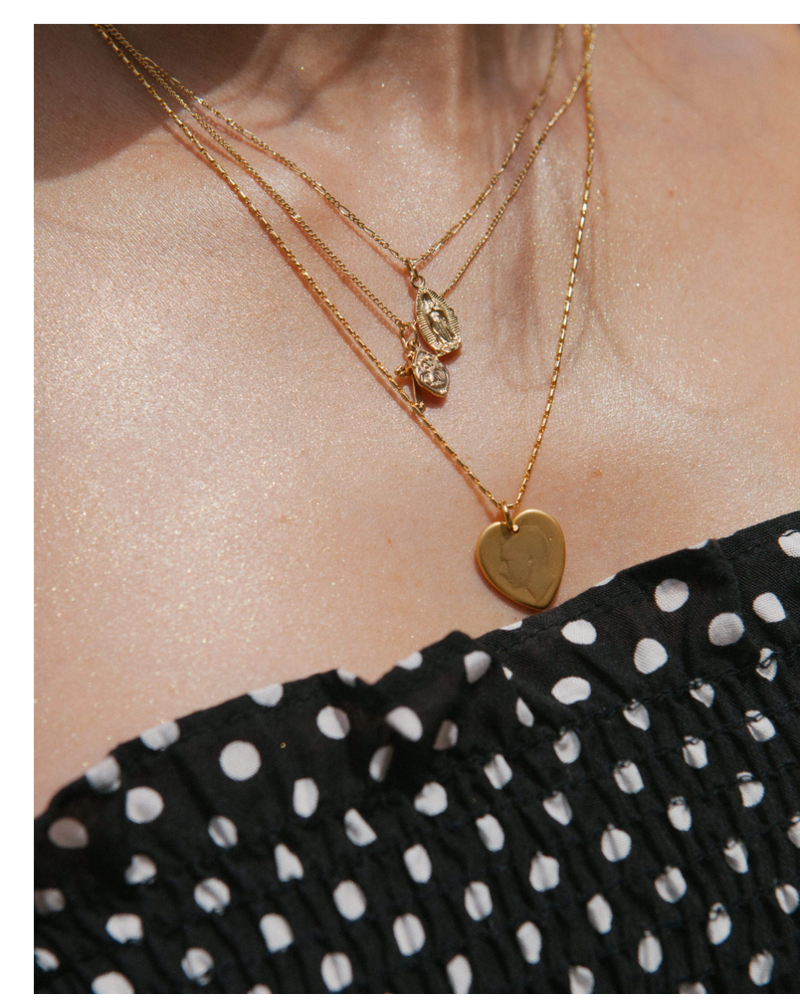 Five and Two Josephine Necklace