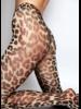 Ganni Printed Stockings