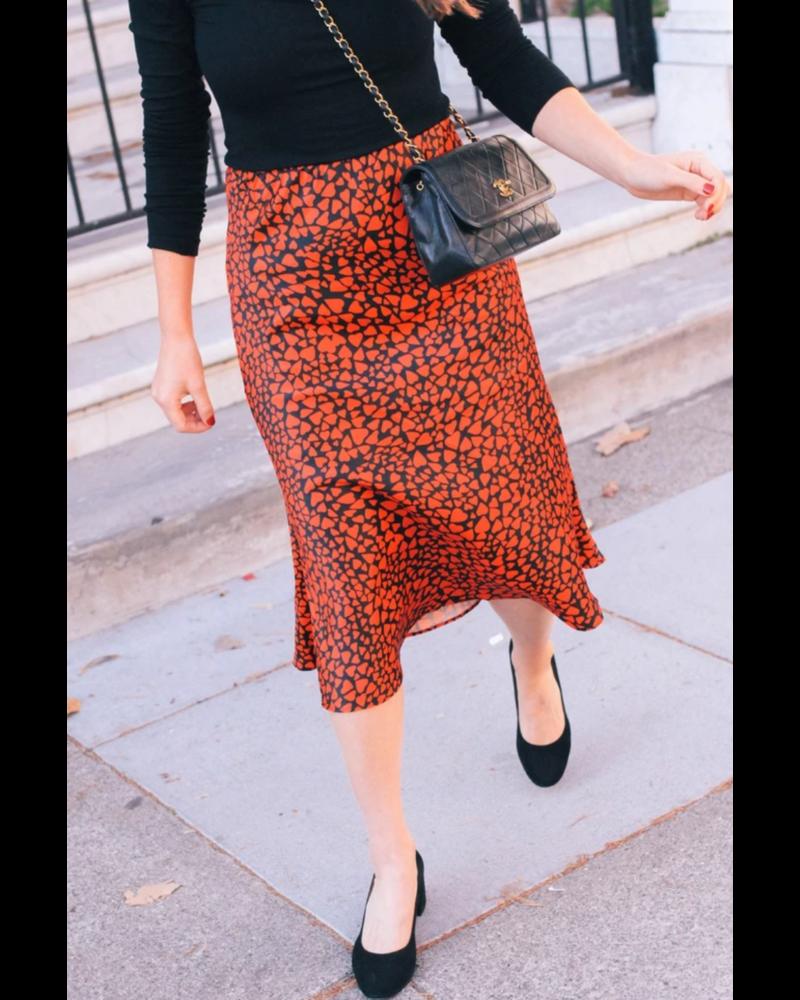 KOURT Love Skirt