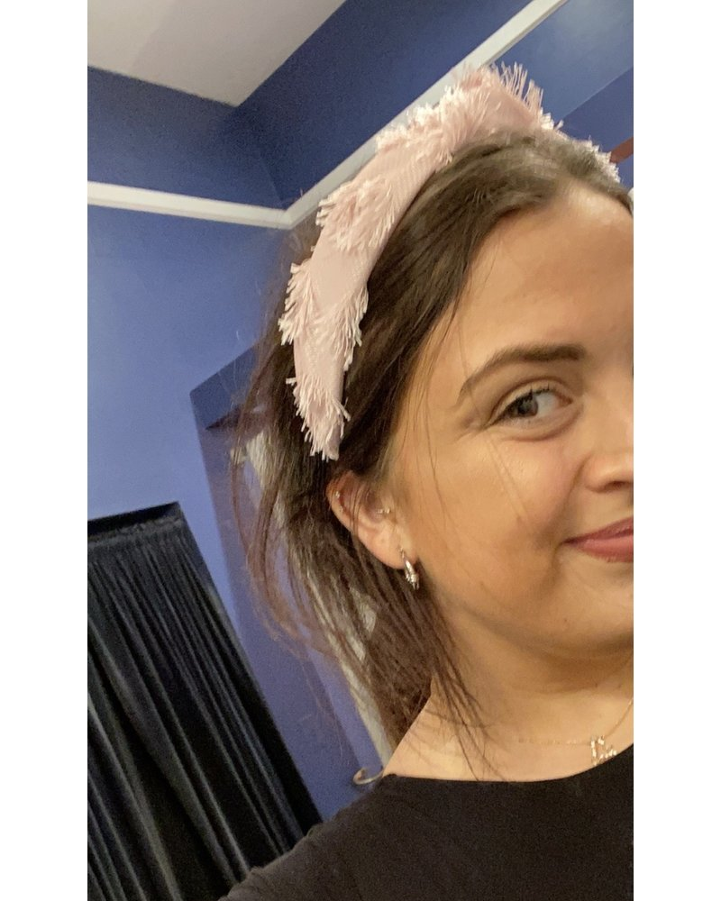 SS Frayed Knot Headband