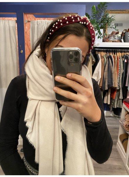 SS Mini Pearl Headband