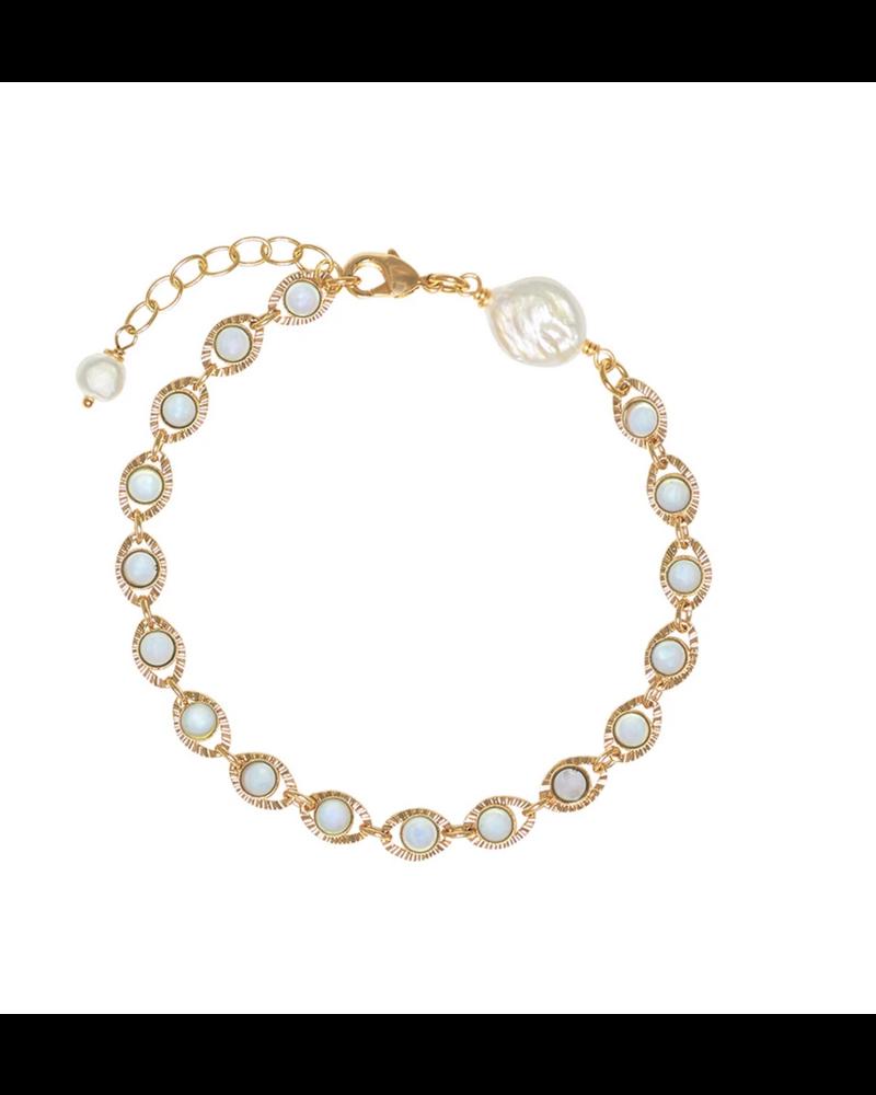 Dreaming Opals Bracelet