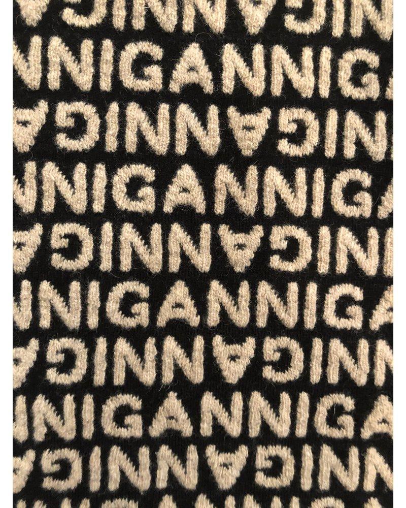 Ganni Jacquard Knit