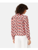 Traffic People Printed Top