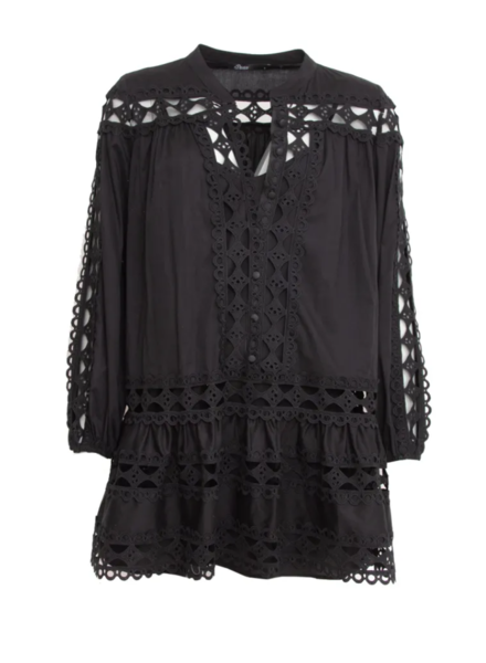 Devotion Embroidered Dress