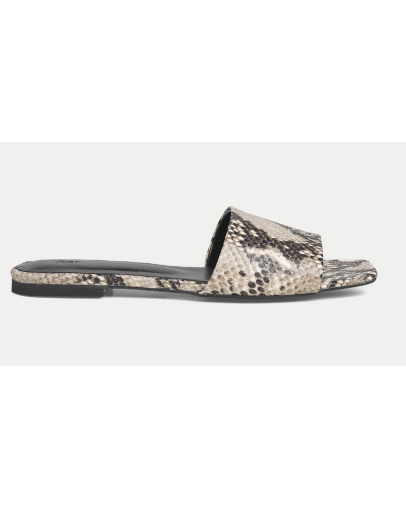 Just Female Riga Snake Sandals