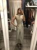 Ganni Linen Vest/Dress