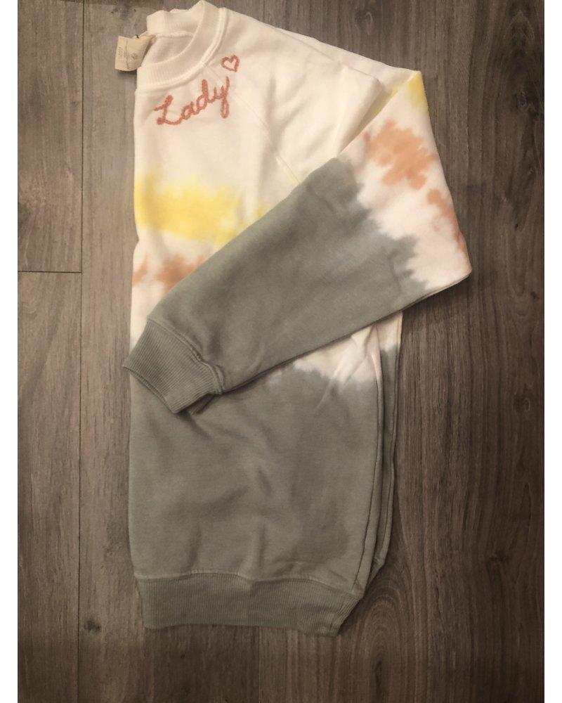 I Stole My Boyfriends Shirt - Cochella Tie Dyed Sweatshirt