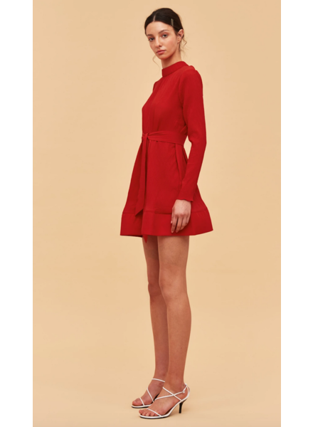 C/meo Collective Comes in Waves Dress