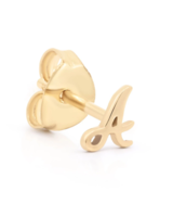 By Charlotte 14k Gold Earring