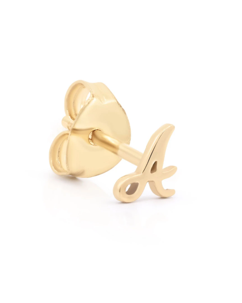By Charlotte 14k Gold Earring