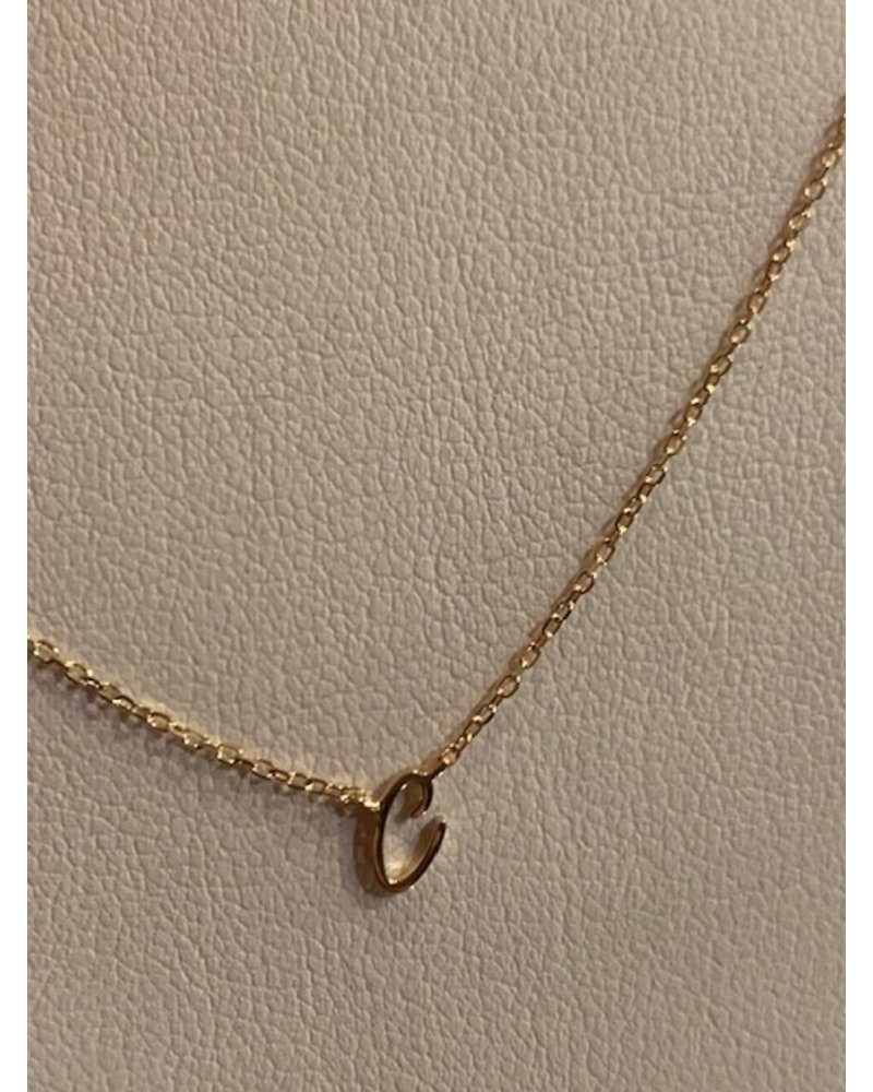 By Charlotte 14k Love Necklace