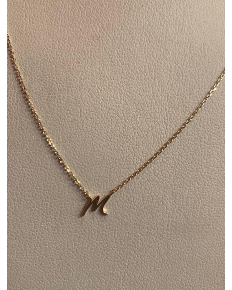 By Charlotte 14k Love Necklace