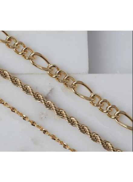 Natalie B Triple Crown Bracelet Set