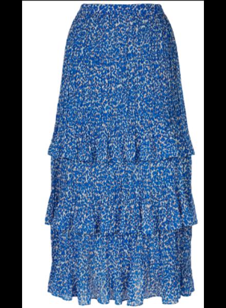 Traffic People Tiered Ruffle Skirt
