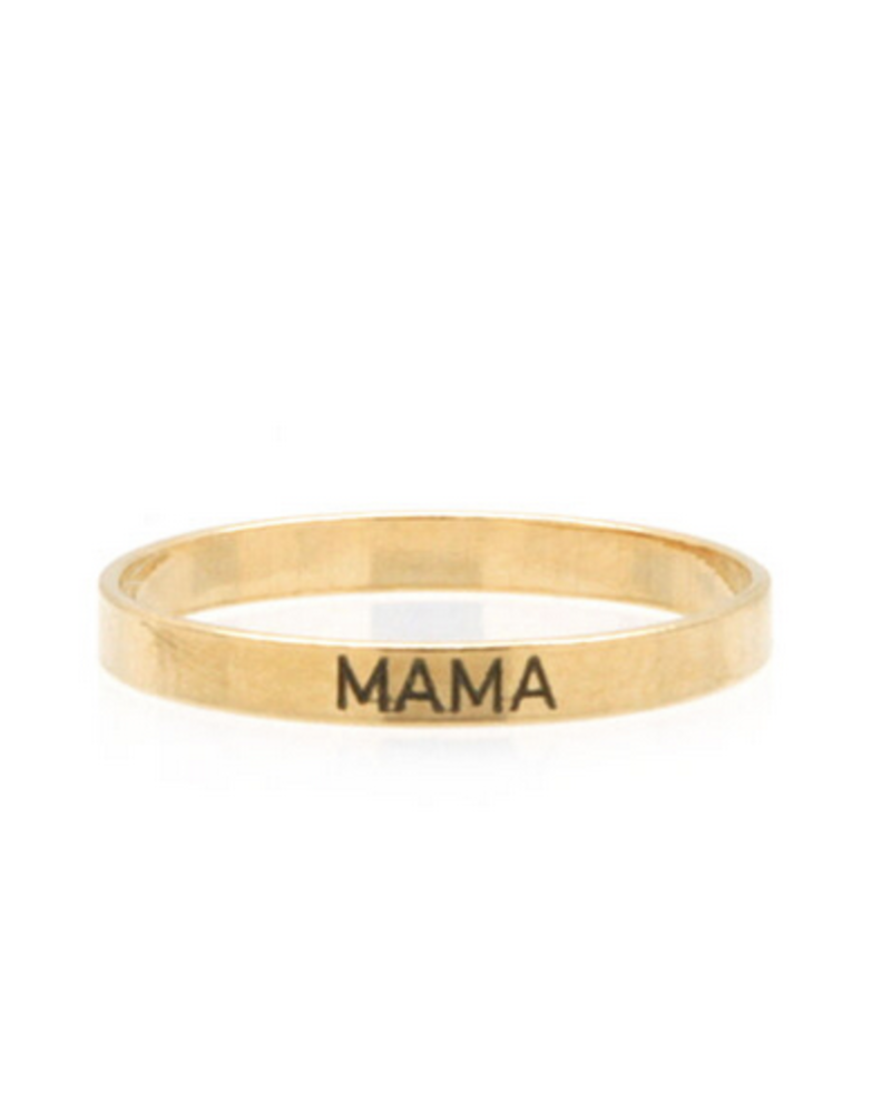 Jurate lil MAMA Ring