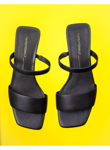 Intentionally Blank Hamp Sandal