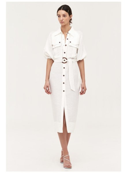 C/MEO COLLECTIVE Go On Midi Dress