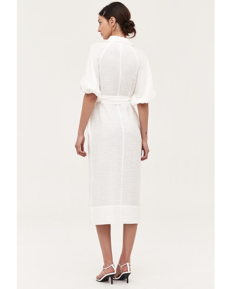 C/MEO COLLECTIVE Go On Midi Dress